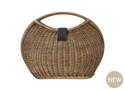 Basket Weave Clam Shell Bag: Weave Clam, Clam Shells