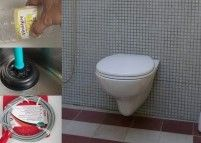 Astuces : comment déboucher des toilettes?