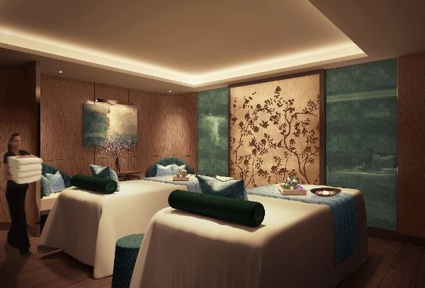 The Spa at Mandarin Oriental, London will open on 4th