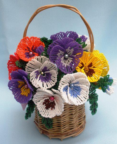 Beaded Flowers                                                                                                                            More