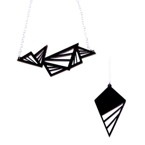 laser cut jewelry inspiration