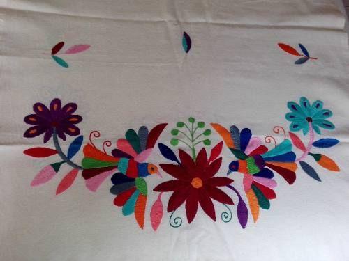 bordado mexicano mano - Buscar con Google