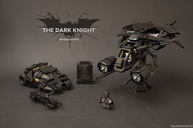 The Batman playset you wished LEGO would make