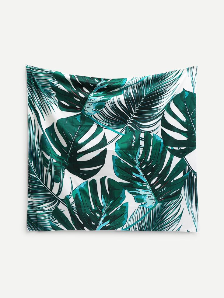 Shop Leaf Print Tapestry online. SheIn offers Leaf Print Tapestry & more to fit your fashionable needs.