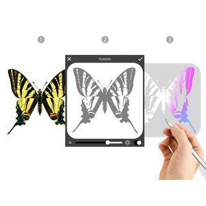 The First-Ever Customizable, Digital Stencil