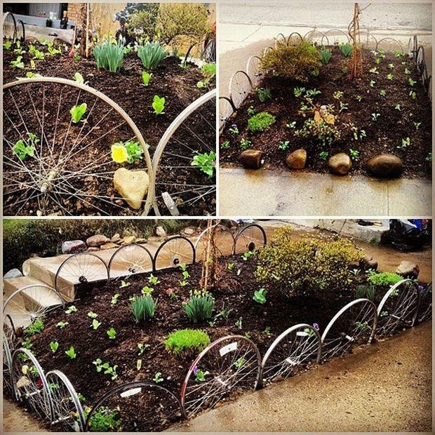 Best 25+ Garden junk ideas on Pinterest | Garden ladder, Primitive garden  decor and Garden chairs - Best 25+ Garden Junk Ideas On Pinterest Garden Ladder, Primitive