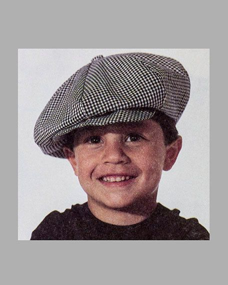 1990s kids hat sewing pattern McCall's 6210 containing all sizes, Baseball hats, Sailor hats, Bush hats, sun hats, Berets, pioneer hats by knightcloth on Etsy