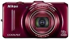 EUR 149,00 - Digitalkamera Nikon CoolPix S 9300 rot - http://www.wowdestages.de/2013/05/30/eur-14900-digitalkamera-nikon-coolpix-s-9300-rot/