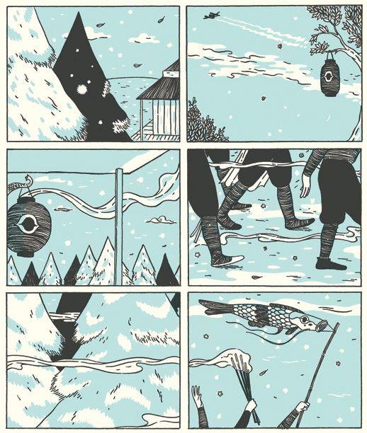 john mcnaught comics artist
