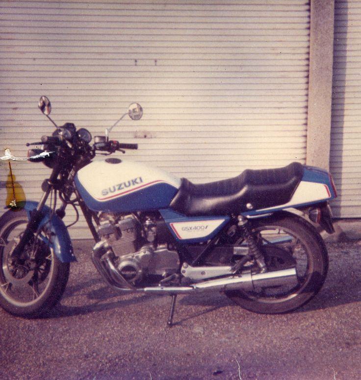 400 GSX F Suzuki