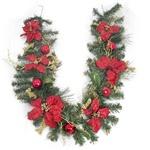 Christmas - Christmas Artificial - Christmas Garlands - - Florist Supplies UK