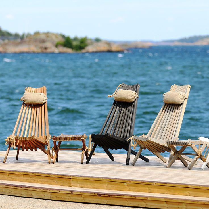 Détendez-vous dans nos fauteuils en bois Ecochair