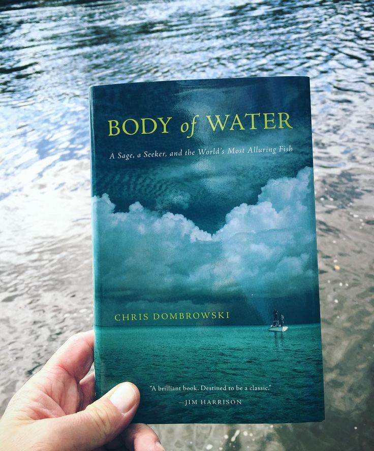 Happy pub date to BODY OF WATER Chris Dombrowski's beautiful lyrical #creativenonfiction #debut!!  Chris will join us at #MilkweedBooks this Saturday for a happy hour reading and signing (details on FB) and we are sharing #BodyofWater photos this week to celebrate. Bookstore manager Hans snapped this pic in his neighborhood at #MinnehahaCreek #bookstore #flyfishing #bonefish #chrisdombrowski