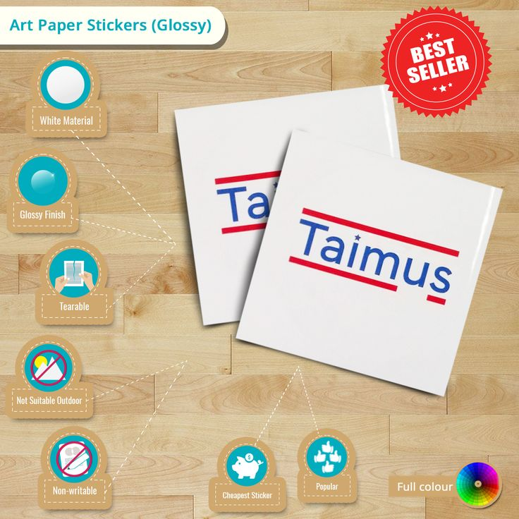 [ #Infographic ] #Art #PaperStickers, the best selling stickers every #entrepreneur needs. Get 1000 #Stickers for $75 only!