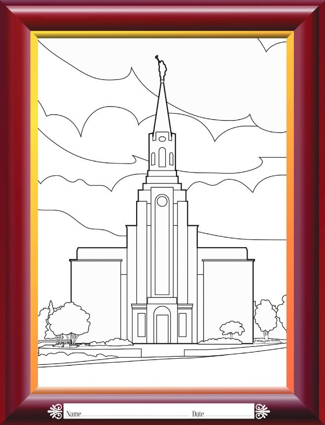 17 Best images about lds coloring