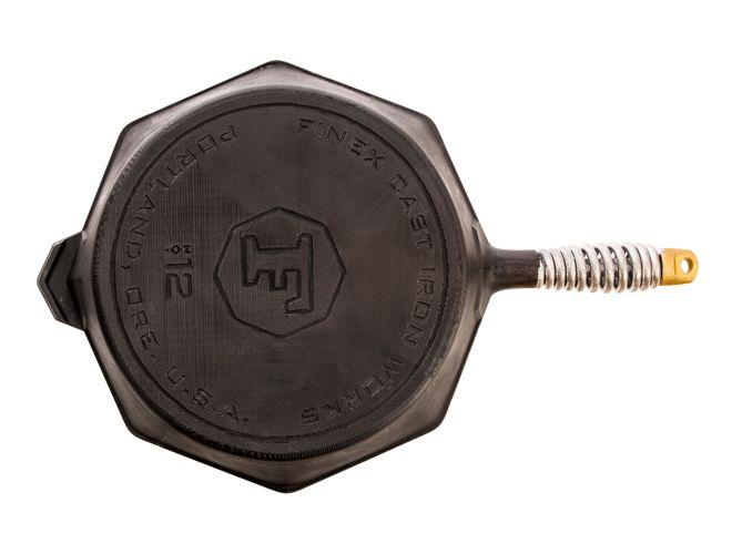 Rethinking the cast iron skillet by Obama's logo designer