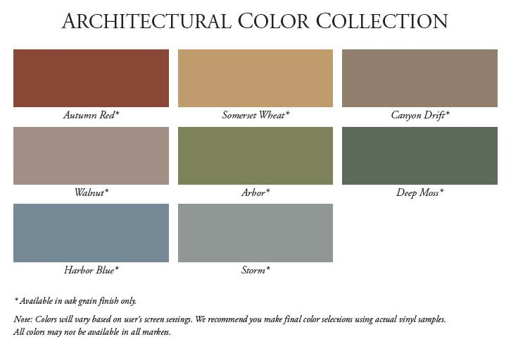 Painting Vinyl Shutters Color Schemes
