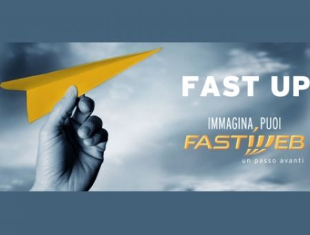 Fastweb, 90mila euro per le idee di impresa finanziate dalla rete