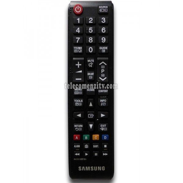 AA59-00582A(TM1240)ORIGINALA SAMSUNG pentru televizoare LED / LCD Smart marca Samsung Telecomanda este produsa de Samsung este varianta originala, garantie 24 luni utilizeaza 2 baterii R3 (AAA), le puteti comanda impreuna cu telecomanda, va recomandam varianta alcalina.Telecomanda AA59-00818 (TM1240) poate fi folosita si in locul urmatoarelor modele de telecomenzi (modele echivalente): AA59-00851A, AA59-00743A, AA59-00800A, AA59-00714A, AA59-00786A,AA59-00788A si…