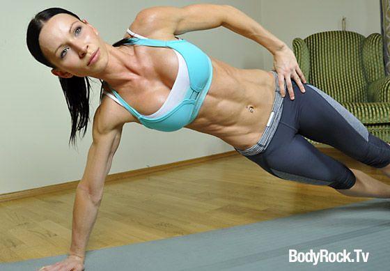 Ab Workouts: Zuzana Ab Workouts
