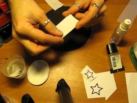 DIY :TUTORIAL: How to make fast fake TATTOO