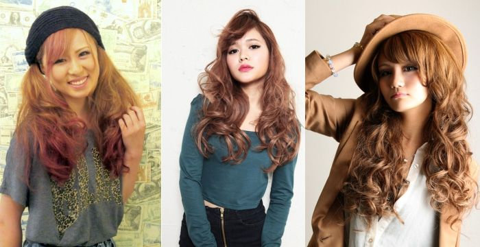 Hair Style Japan: Hot Perm Vs Cold Perm - Google Search