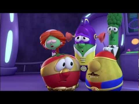 DVD Trailer: Veggietales - The League of Incredible Vegetables
