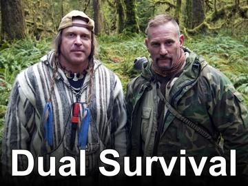 Dual Survival  Cody n Joe