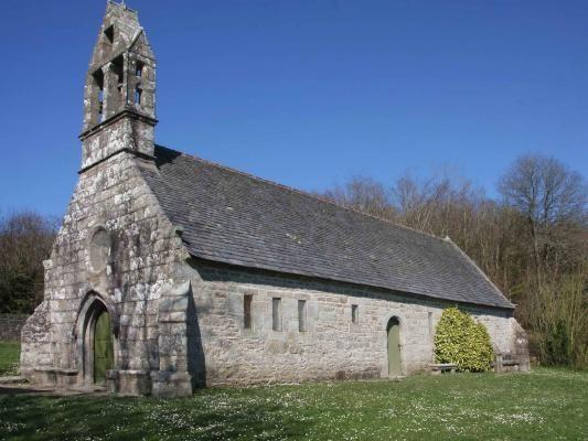 Chapelle Notre Dame de K/zéan Plouescat