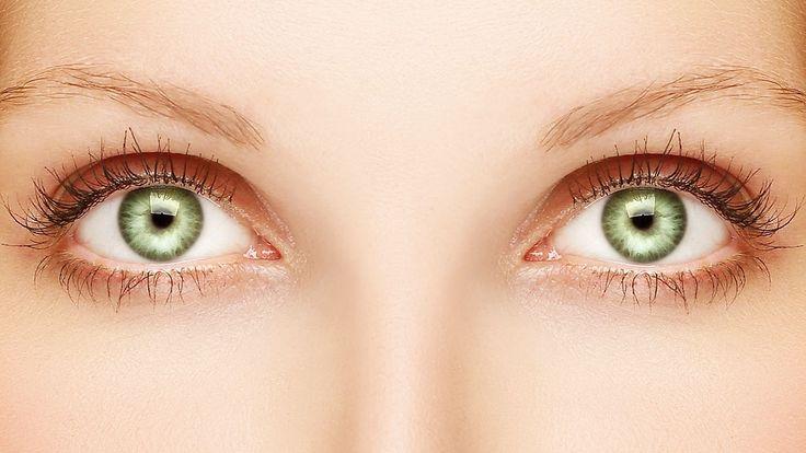 Vihreät silmät >>värit
