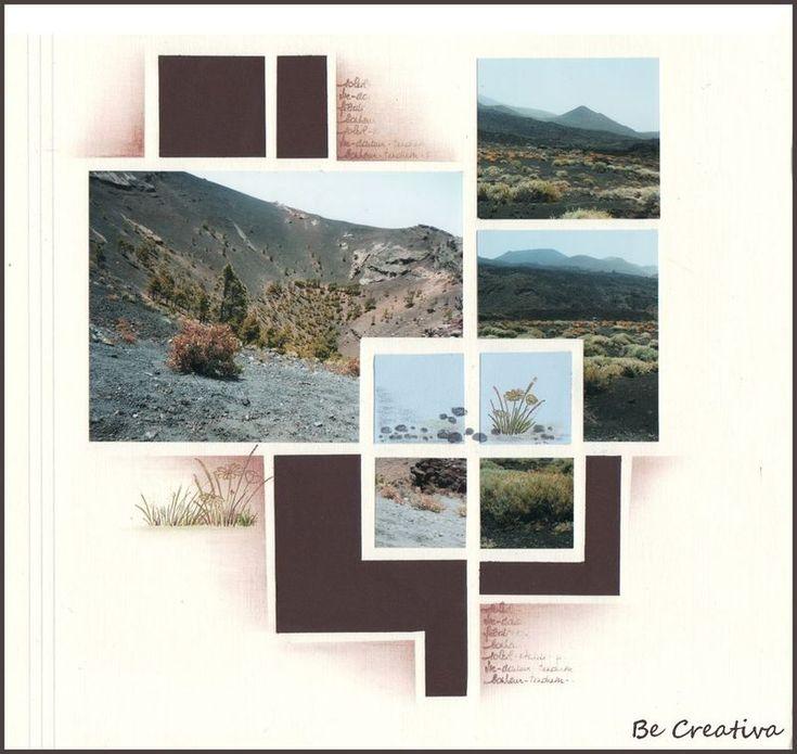 Be Creativa blog Le volcan de Teneguia (suite)