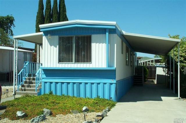 Mobile Homes In Fairfield Ca