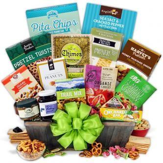 7 best gluten free basket ideas images on pinterest basket ideas premium healthy gift basket whatgiftshouldiget negle Gallery