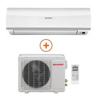 Climatiseur réversible - 3500W Froid - 3500W Chaud