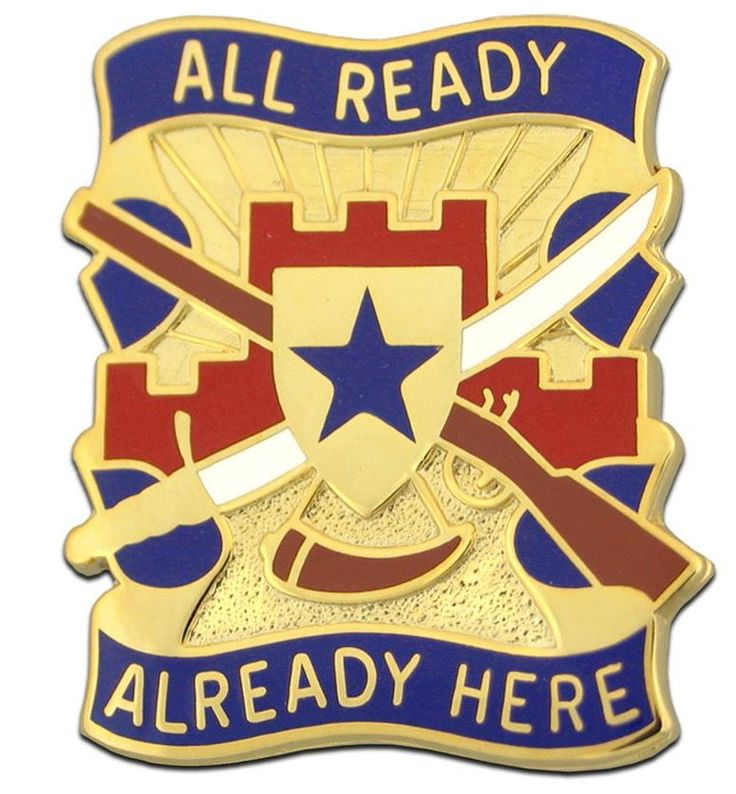 ARMY UNIT CREST, SEVENTH ARMY RESERVE COMMAND