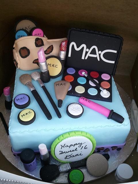 Birthday Cake, via Flickr.