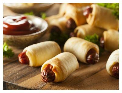 Σπιτικά hot dog για τους μικρούς μας φίλους