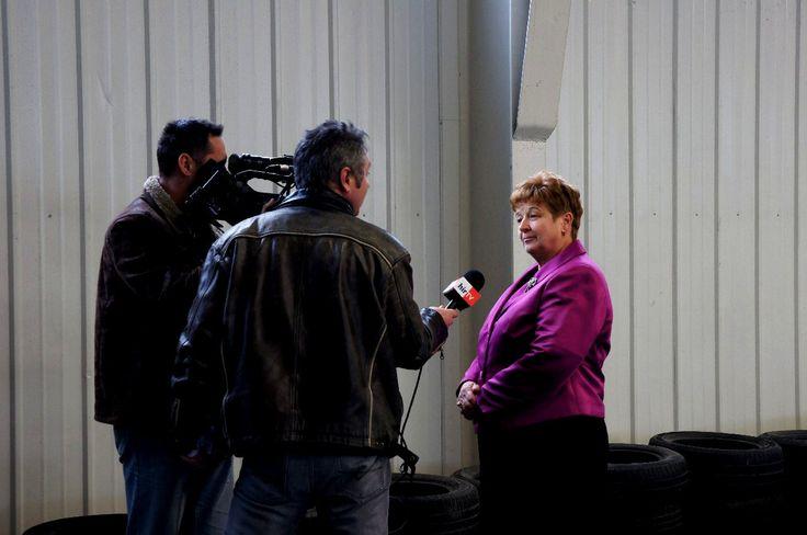 Mi pedig riportot adtunk a Hír TV-nek