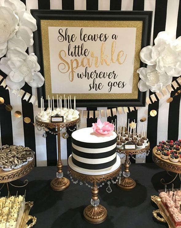 Kate Spade Birthday Celebration