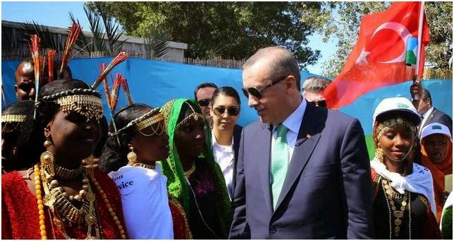 Medeshi - Somaliland News : President Erdoğan attends groundbreaking ceremony in Djibouti