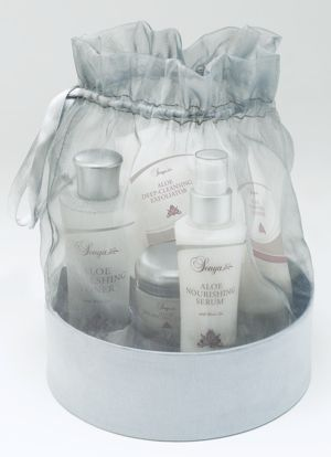 Sonya™ Skin Care Collection gift collection.The perfect gift for anyone.