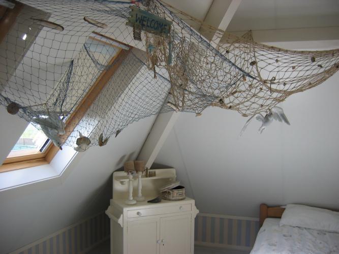 Slaapkamer Ideeen Dames : Een visnet in je slaapkamer dat was hip. De ...
