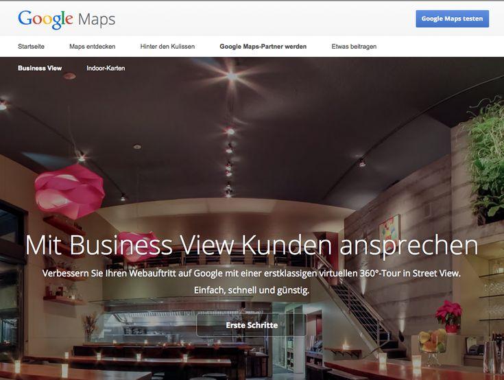 montagsSMAC   Google Maps Business View: Interview mit Fotograf Florian Engel #socialmedia #socialmediamarketing #blog #aachen #website #facebook