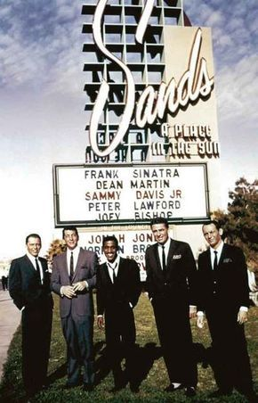A classic poster of some classy guys - The Rat Pack at the Sands Hotel and Casino in Las Vegas! Ships fast. 11x17 inches. Check out the rest of our great selection of Rat Pack posters! Need Poster Mou