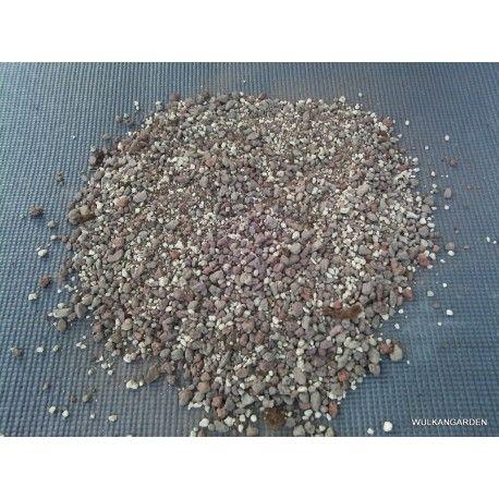 WULKANSUBSTRAT – zielone dachy, ogrody wertykalne – substrat na bazie lawy wulkanicznej – 33 litry
