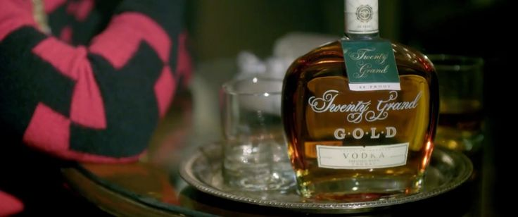 Twenty Grand Vodka In Rihanna By Yo Gotti 2015 Twentygrand Gold Vodka Vodka Vodka Brands