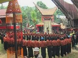 "One of a series of death Ceremony its name ""ma'badoong"""