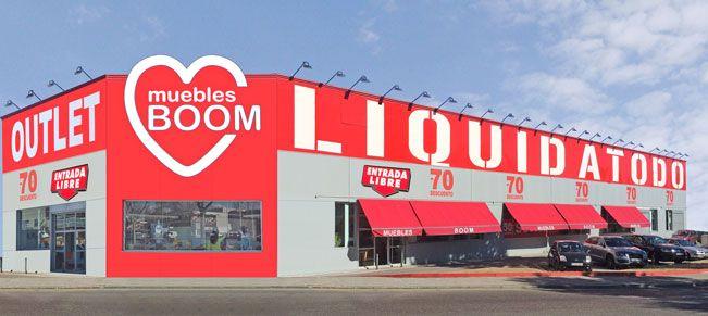 tienda de muebles boom en las rozas madrid p c