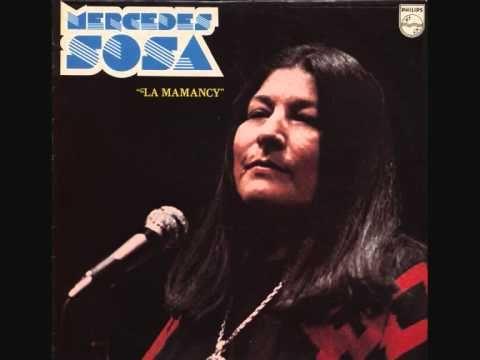 Mercedes Sosa - Poema 15 (me gustas cuando callas) [1976]
