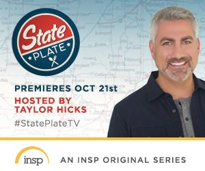 On the Menu Today~ Looking for something to do Friday Nights? Look no further.... State Plate with Taylor Hicks, airs on Friday Nights a...